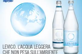 Acqua Minerale sotenibile -Levico