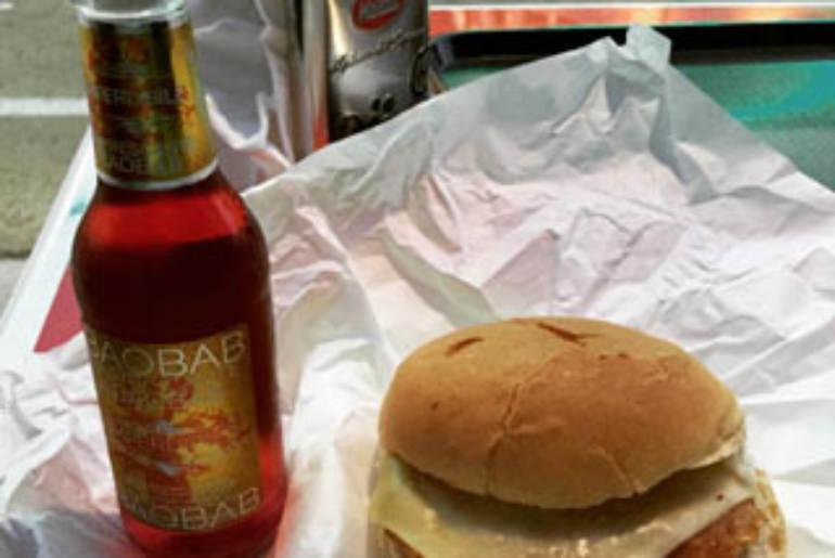 croccoburger con baobab