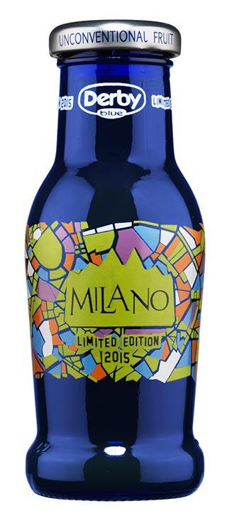 derby blue Milano Bottiglia limited ediction 2015