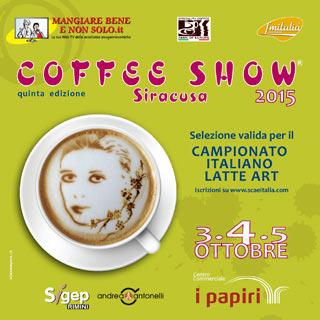 coffe show 2015