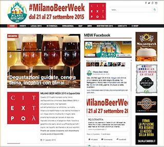 MILANO BEER WEEK 2015 sostiene la campagna Salva la tua birra  #rivogliolamiabirra