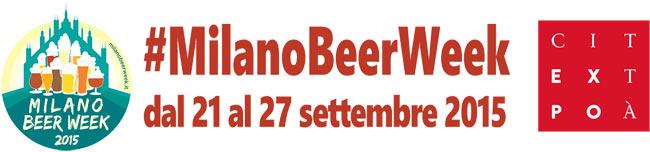 milano beer week banner
