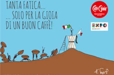 Le formiche Francesco cuomo Expo 2015 pannello1