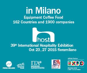 Hi-tech, grandi chef, lifestyle: il futuro del tuo business è a Host2015