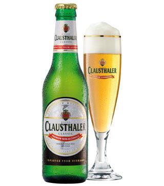 Tanto gusto senza Alcol: Clausthaler la birra più premiata al mondo!