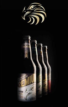 San Geminiano: Nuova Gamma Birre in Bottiglia FALKENTRUM cl. 50