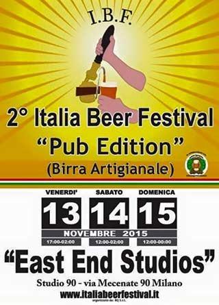 Festival Italia Beer Festival Milano Edition Birra Artigianale Eventi Birre Beer Novembre Italian
