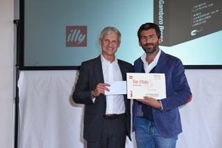 Illy Premio Bar Dell'anno Vincitori Premi Caffè