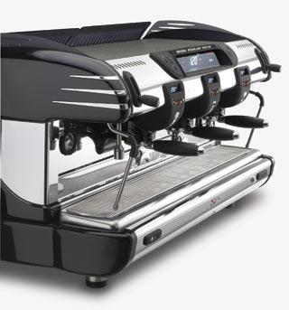 Host Suprema Macchine Caffè La Spaziale Boom Spaziale Trimeste Richieste