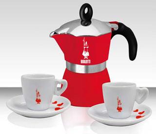 BIALETTI INDUSTRIE si prepara al Natale 2015: tante idee per il mondo caffè e non solo