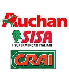La Centrale di AUCHAN-SMA, dopo l'alleanza con CRAI e SISA, si allea ora con il gruppo C3