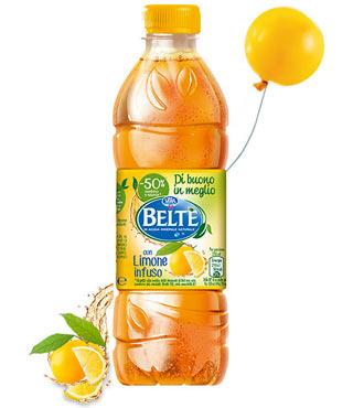 BELTÈ: nuova formula con la metà dello zucchero e delle calorie