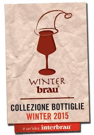 Arrivando… Winterbrau Inverno Bottiglia Riscaldalo Selezione Interbrau Birre Di Natale Birre