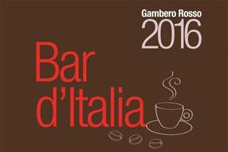 E' arrivata la nuova GUIDA BAR D'ITALIA 2016 del Gambero Rosso con la segnalazione dei migliori locali