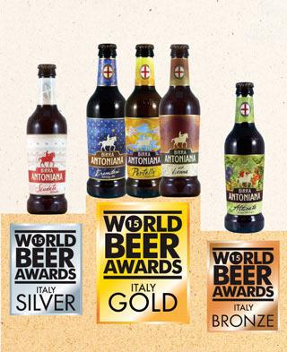 Birra Awards Beer Antoniana Birra Antoniana World Beer Awards Interbrau World