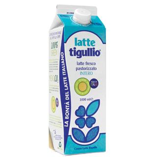 """CENTRO LATTE RAPALLO – LATTE TIGULLIO: nuovo pack 100% rinnovabile e """"green"""", dal tappo alla carta"""