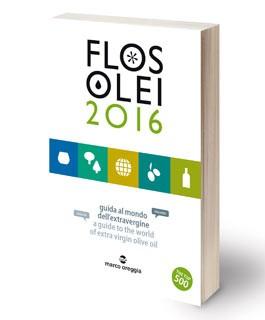 Con la guida FLOS OLEI 2016, il mondo dell'extravergine in tasca