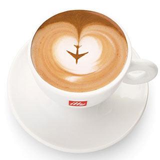 UNITED Airlines servirà gratuitamente ai passeggeri dei suoi voli il caffè premium di ILLYCAFFÈ