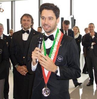 AIS: Andrea Galanti conquista il titolo di Miglior Sommelier d'Italia 2015