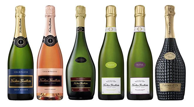 Nicolas Feuillatte Champagne Gamma