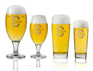 Birra castello apre le porte ai mastri birrai d italia - Porta bicchieri birra ...