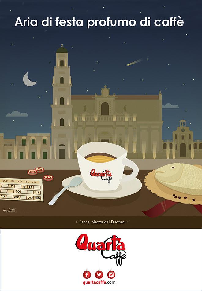 natale 2015 Quarta Caffè Duomo di Lecce