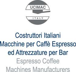logo ASSOFOODTEC/UCIMAC - Espresso Coffee Machines Manufacturers