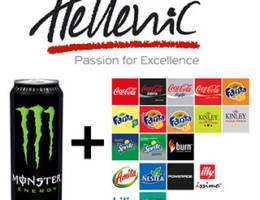 Monster Energy Coca-Cola HBC Italia Hellenic