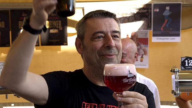 Lorenzo Dabove in arte Kuaska. Il più grande esperto di birra italiano