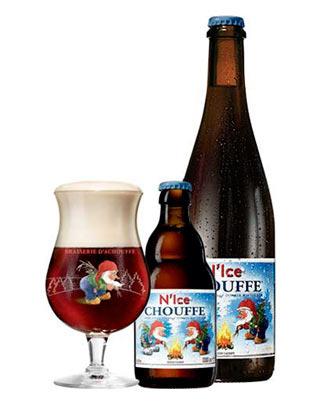 N'ICE CHOUFFE, la birra invernale degli gnomi delle Ardenne
