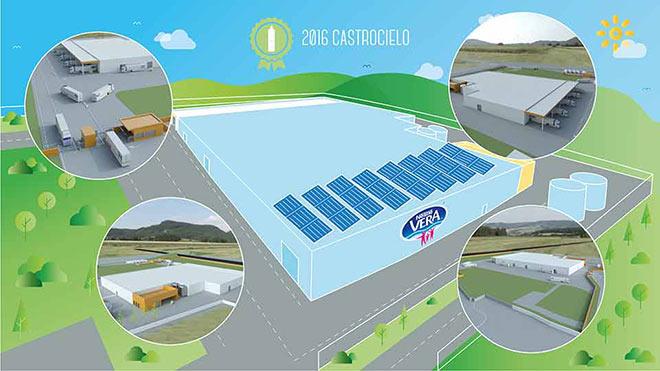 Nestlé Vera Acqua Minerale Stabilimento Catrocielo Provincia di Frosinone