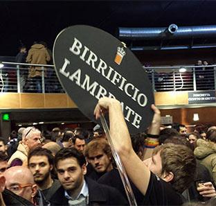 Il Birraio Dell'Anno 2015 è FABIO BROCCA del Birrificio Lambrate