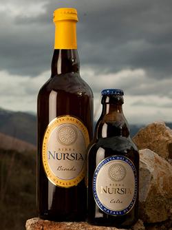 Birra NURSIA OnLine con un nuovo sito web