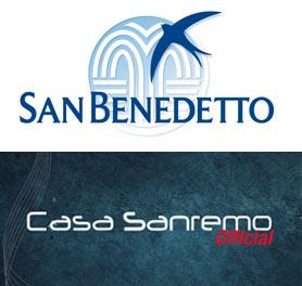"""San Benedetto Prestige Rose Edition a """"Casa Sanremo"""" in occasione del festival"""