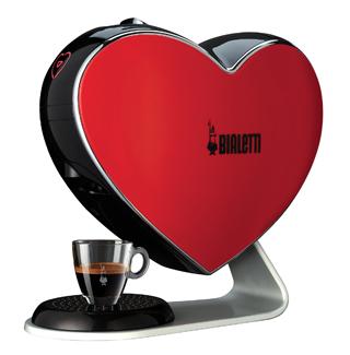 BIALETTI CUORE: la macchina espresso per un San Valentino indimenticabile