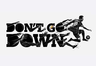 """Lionel Messi testimonial della campagna GATORADE """"Messi Don't Go Down"""""""