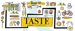 PITTI TASTE è gusto e Italian food lifestyle. Dal 12 al 14 marzo 2016, alla Stazione Leopolda di Firenze