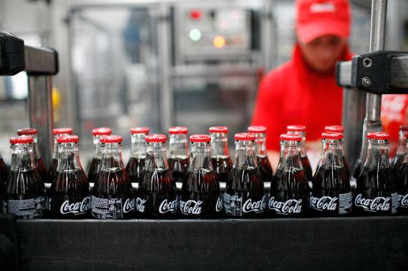 coca-cola stabilimento