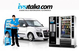 Il gruppo IVS Italia ha acquisito l'azienda Milano Vending srl