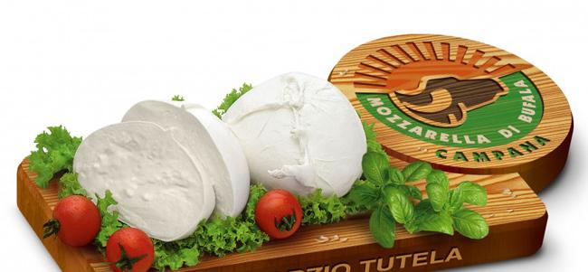 mozzarella bufala banner