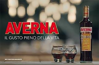 AMARO AVERNA, il gusto pieno della vita: parte la nuova campagna tv con Andy Garcia come testimonial