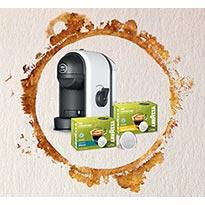LAVAZZA: avvia la commercializzazione delle capsule compostabili Mater-Bi® realizzata in collaborazione con Novamont