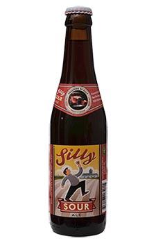 Silly Sour Ale della belga Brasserie Silly distribuita da Dibevit
