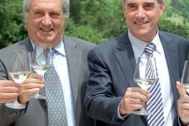 Giorgio e Gerardo Serena Vinicola Serena