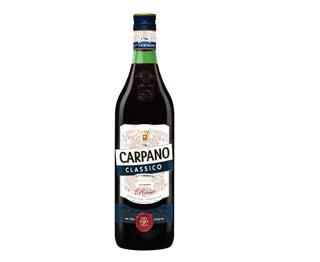 CARPANO VERMOUTH: 230 anni di un'eccellenza italiana