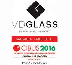 Crafty Beer Tester di VDGLASS sarà il calice universale per la degustazione a Cibus 2016