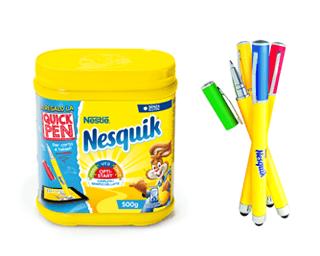 """NESQUIK: parte la campagna """"Nutre Le Tue Idee"""" per stimolare il potenziale e la creatività dei piccoli consumatori"""