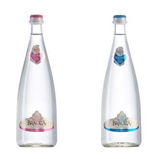 BRACCA: acqua minerale da degustazione al seminario permanente Luigi Veronelli