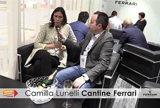 Ferrari a Vinitaly 2016: bollicine nel mondo e attenzione alla sostenibilità