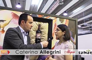 il mondo Allegrini a Vinitaly: dall'olio con Saman alla limited edition de la Grola